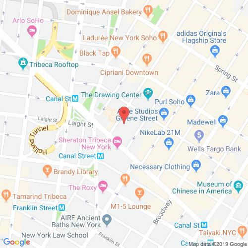 Soho Mews   311 West Broadway, New York, NY, 10013   Soho NYC